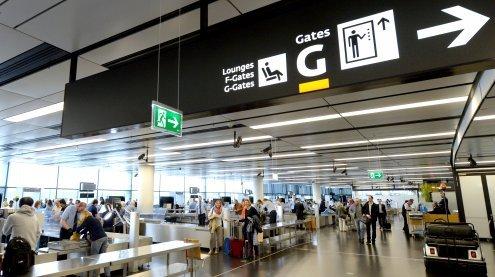 Chaos durch technische Probleme am Flughafen Wien am Sonntag