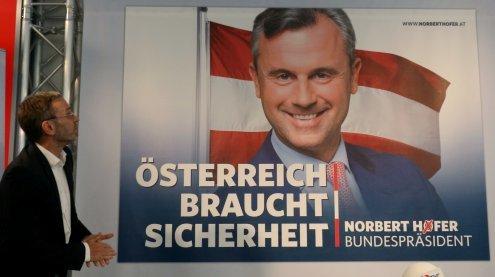 Hofer zieht mit früherem Klestil-Slogan in den BP-Wahlkampf