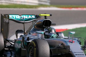Nico Rosberg holt Pole in Spa