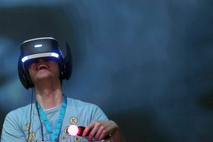 Der Virtual Reality-Trend auf der Gamescom 2016