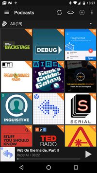 Podcast Radio Addict App der Woche Xavier Guillemane