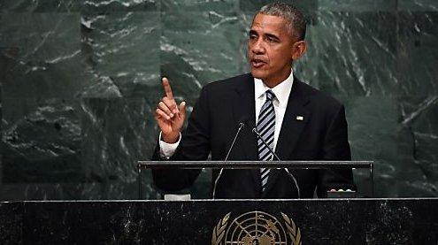 Obama warnt bei letzter UN-Rede vor Mauerbau und Abschottung