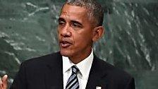 Obamas letzte große Rede vor der Welt