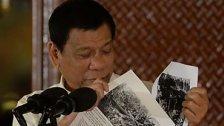 """Philippinischer Präsident zur EU: """"F***t euch!"""""""