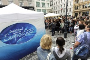 DSDS 2017: Casting im September auch in Wien