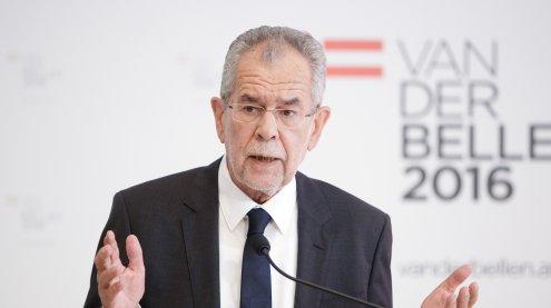 Van der Bellen schlägt Hofer ein 3-Punkte-Fairnessabkommen vor