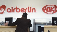 Niki-Mutter Air Berlin baut 1.200 Jobs ab