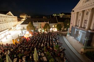 Opern Air Kino in Baden: Cinema Paradiso von 7. bis 11. September