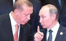 Putin und Erdogan führen Gespräche in Istanbul