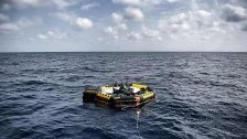 Heuer 3.740 Flüchtlinge im Mittelmeer ertrunken