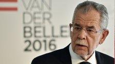 Van der Bellen braucht noch rund 1,1 Mio. Euro