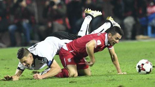 WM-Qualifikation: Österreich verliert gegen Serbien mit 2:3