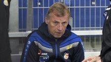 SKN St. Pölten trennt sich von Trainer Daxbacher