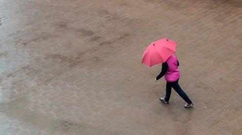 Woche bleibt kühl und regnerisch
