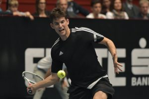 "Dominic Thiem gewann ""Tie Break Tens"" in Wien"
