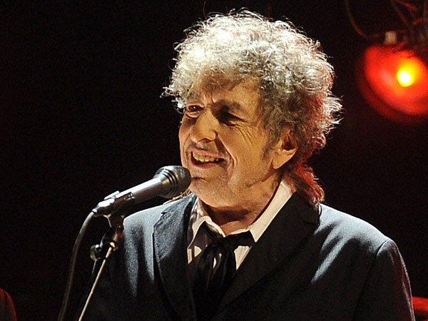 Bob Dylan hat allen Grund zur Freude