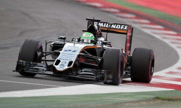 Force-India-Fahrer Nico Hülkenberg steht vor einem Wechsel zu Renault.