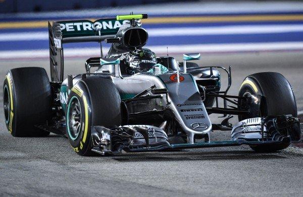 Nico Rosberg hat in Austin die Pole im Visier.
