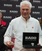 """""""Rado ProAm"""": Toni Polster trimphiert bei Amateur-Tennisturnier in Wien"""