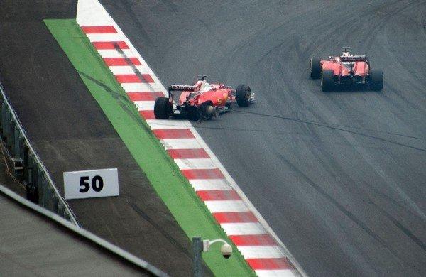Bei Ferrari läuft es in dieser Saison alles andere als rund.