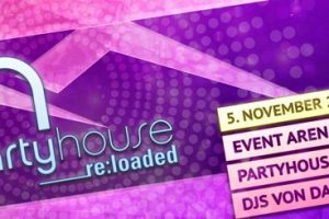 """Partyhouse-Revival"" am 5. November in der Event Arena Vösendorf"