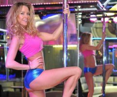 """Puttin' on the Pink"" - Charity-Tanznacht mit Wendy Night am 21. Oktober"