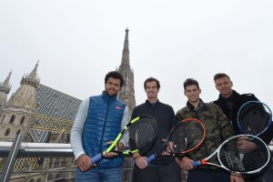 Tennis-Superstar Andy Murray will Weg zur Nummer 1 in Wien fortsetzen