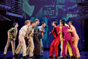West Side Story: Kult-Musical gastiert in der Wiener Stadthalle