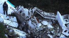 """Der Pilot meldete ein """"Totalversagen"""""""