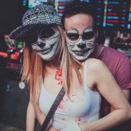 Halloween Electronic Carnival Teil 1 @ Flex 31.10.16