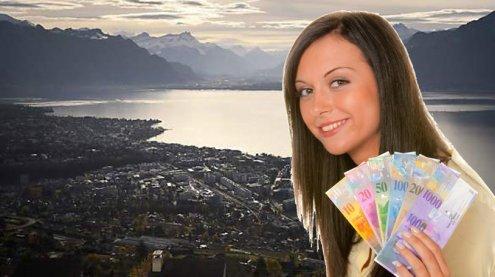 Die Schweizer sind am reichsten