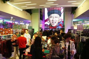 Pre-Shopping Event zur KENZO x H&M Kollektion in Wien