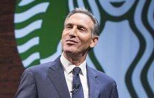 Starbucks-Chef gibt Geschäftsführung ab