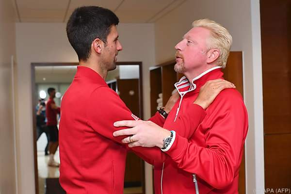 Djokovic und Becker gehen nun getrennte Wege