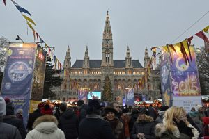 Vienna's New Year's Eve Trail 2016/17: Program for visitors