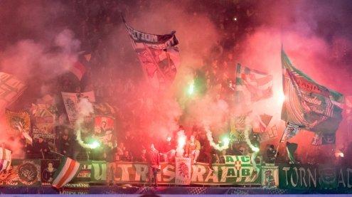 Pyrotechnik im Cup: Rapid Wien muss 16.000 Euro Strafe zahlen