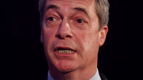 Brexit-Wortführer Farage rechnet mit einem Austrittsreferendum