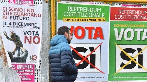 EU sorgt sich mehr um Italien-Referendum als um die BP-Wahl
