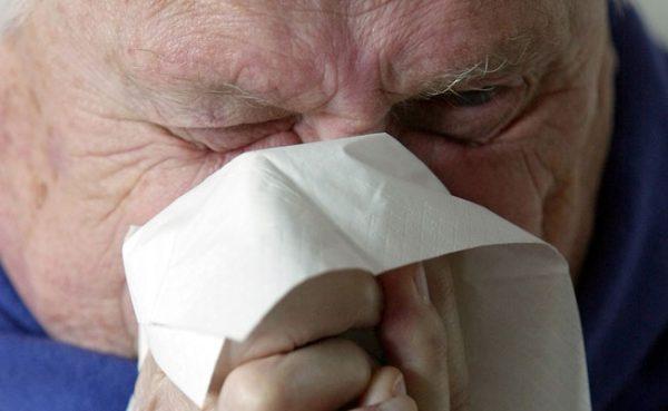 Eine vorweihnachtliche Grippewelle ist in Österreich angelaufen
