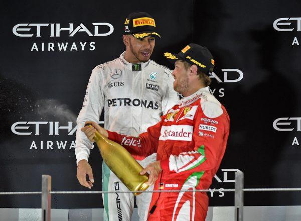 Bemüht sich Mercedes 2018 um die Dienste von Sebastian Vettel?