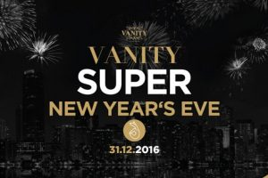 Vanity's Super New Year's Eve @ Babenberger Passage