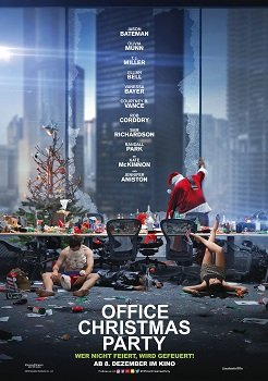 Office Christmas Party – Trailer und Kritik zum Film