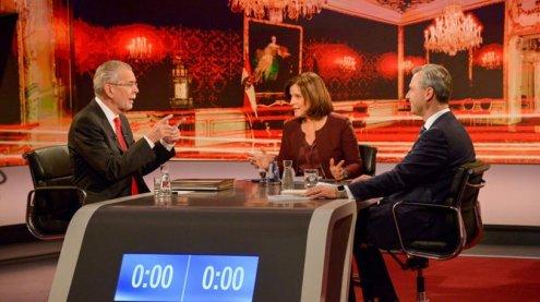Letztes TV-Duell als Showdown