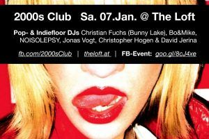 2000s Club: Remember 2007? – Tickets gewinnen!