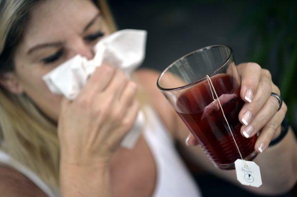 Die Grippewelle hat in Wien einen neuen Höhepunkt erreicht.