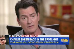 Charlie Sheen wollte sich nach der HIV-Diagnose umbringen
