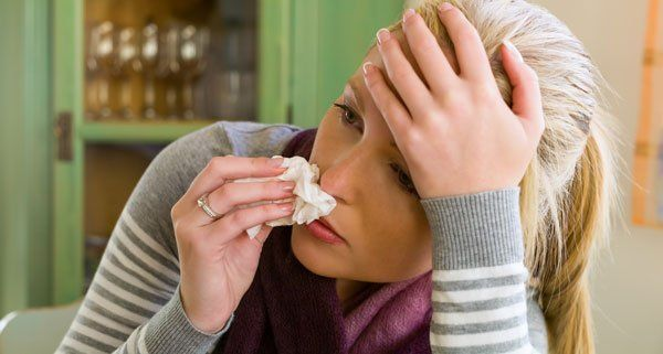 Die Grippewelle in Österreich hält an
