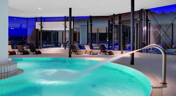 Das Thermenhotel Stoiser in Loipersdorf bietet Entspannung ohne Kompromisse - dafür mit zahlreichen Höhepunkten
