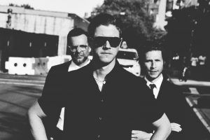 "Interpol mit ""Turn On The Bright Lights"" am 10. August live in der Arena Wien"