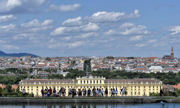 Besucherzuwachs beim Schloss Schönbrunn im Jahr 2016
